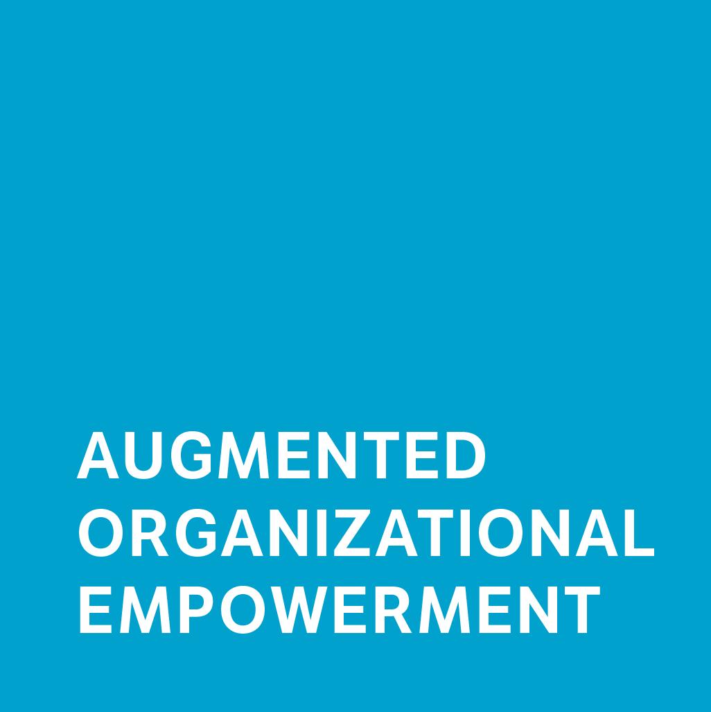 Augmented Organizational Empowerment
