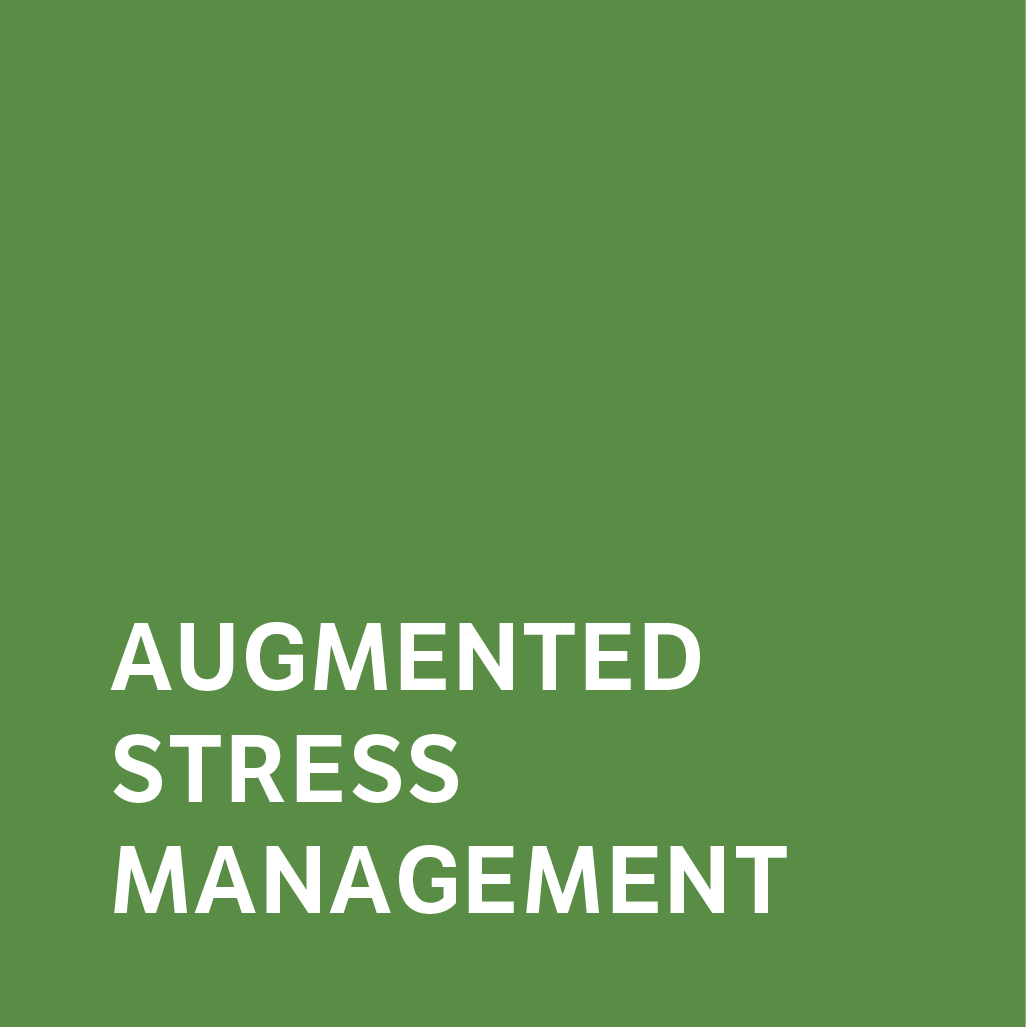 Augmented Stress Management