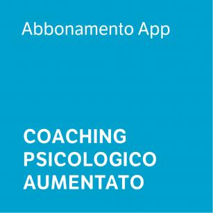 Coaching Psicologico Aumentato - Abbonamento App