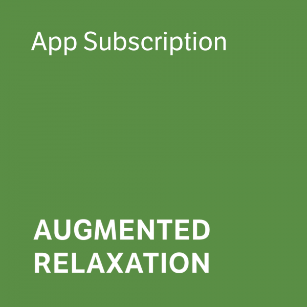 Augmented Relaxation - App Subscription