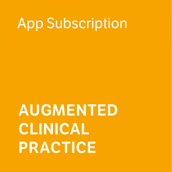 Augmented Clinical Practice App Subscription