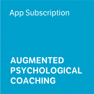 Augmented Psychological Coaching App Subscription